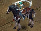 Soul Sword: Horse mount