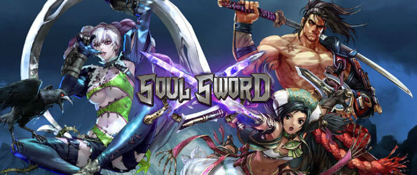 Soul Sword - Save the world from the throngs of monsters and creatures that threaten it in Soul Sword!