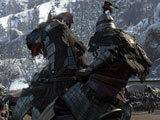 Charging into battle in Conqueror's Blade