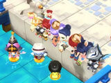 MapleStory 2: Hanging out by the docks