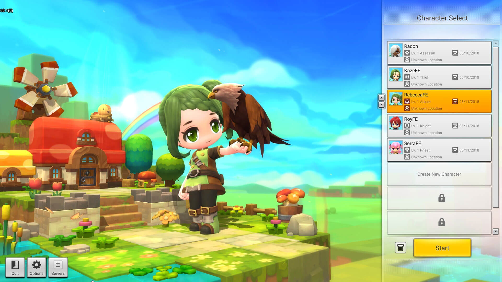 MapleStory 2 - MMO Square
