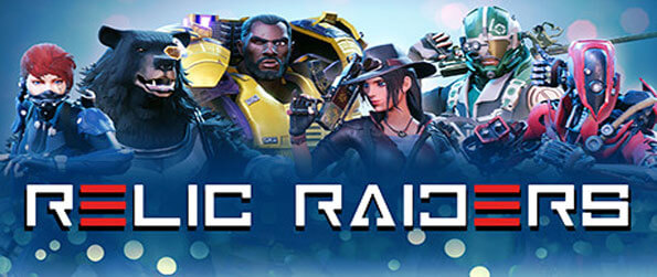 Relic Raiders - Get hooked on this fast paced and highly strategic arena based combat game that doesn't disappoint.