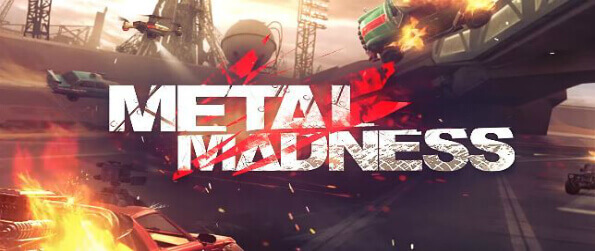 Metal Madness - Play Metal Madness and unleash your rage and fury in a post-apocalyptic arena with your own vehicle!