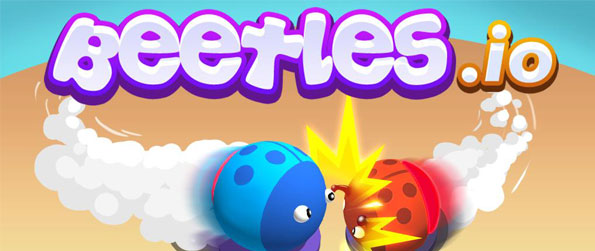 Beetles.io - Bump into other beetles to knock them off the board in Beetles.io.