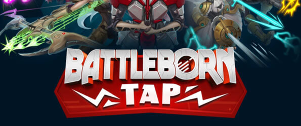 Battleborn Tap - Survive as many waves as you can before giving the game a break.