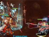 Dragon Blaze: Executing Skills