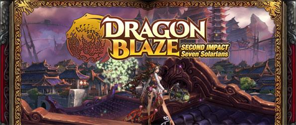 Dragon Blaze - Enjoy an exciting game play in this epic MMORPG Dragon Blaze.
