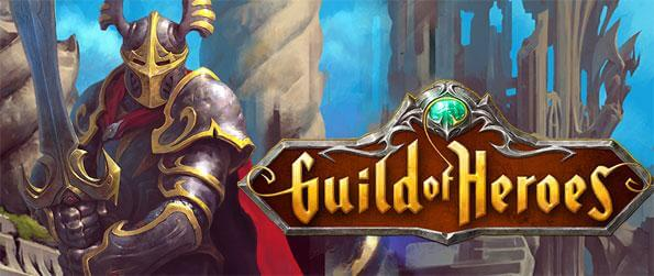 Guild of Heroes - Enjoy this exhilarating role playing game that'll take you on an adventure you won't forget.
