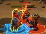 Heroes Origin: Turn-based combat
