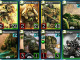 The Horus Heresy: Legions building deck