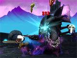 Lionheart: Dark Moon: Fighting