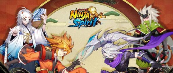 Super Ninja Spirit - Play Super Ninja Spirit and explore a fantasy world full of legendary warriors from shinobi, samurai, and onmyoji.
