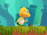 Mushroom Monster in Jumping Master