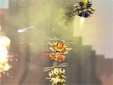 Deuterium Wars explosive battle