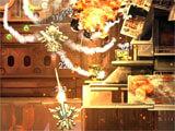 Deuterium Wars shooting down opponents