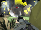 Using a Grenade Launcher in The Walking Zombie 2