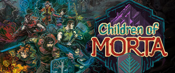 Children of Morta - Dive into the world of Rea now and help the Bergsons take on the corruption that threatens the realm in this rogue-lite action RPG, Children of Morta!