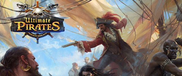 Ultimate Pirates - Battle monstrous sea creatures or plunder other players' pirate islands in this brand-new MMORTS game, Ultimate Pirates!