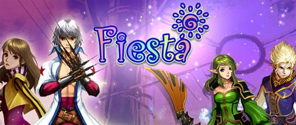 Fiesta Online - Enjoy this free MMO Game and enter a world of dangerous monsters and great heroes.