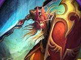 Sentinel Heroes Character Screen