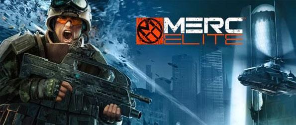Merc Elite - Enjoy a stunning tactical MOBA game set in a desolate modern world.
