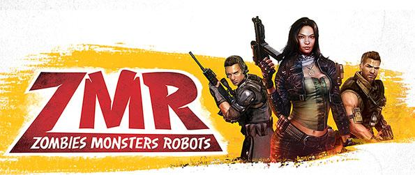Zombies Monsters Robots - Fight huge monsters, zombies and worse in a fantastic FPS MMO.