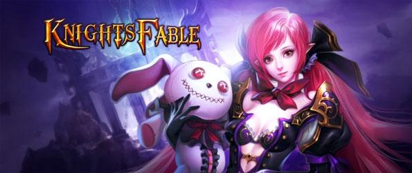 Knights Fable - Enjoy a stunning mmo rpg with a huge range of customization and skills for you to employ.