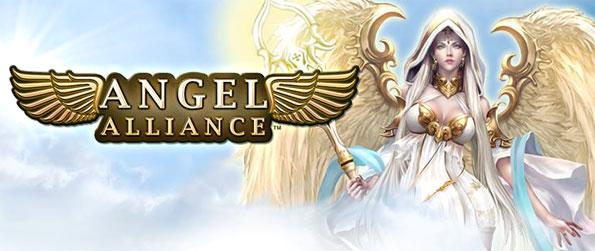 Angel Alliance - Save Etheria from the Dark Guardians in a great mmo game.
