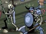 Undead in Adventure Quest Worlds