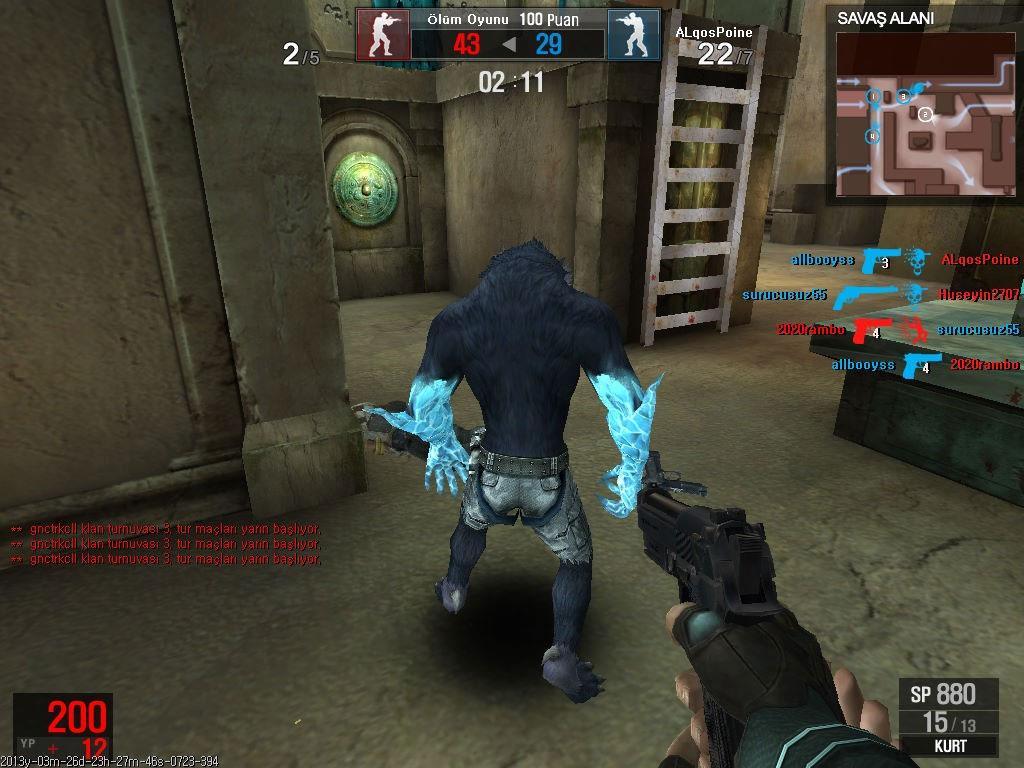 Team Wolf Game