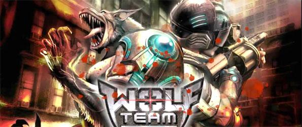 Wolf Team - Enjoy a fast action mmo game where you are the wolf.