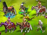 Gameplay for Kings and Legends