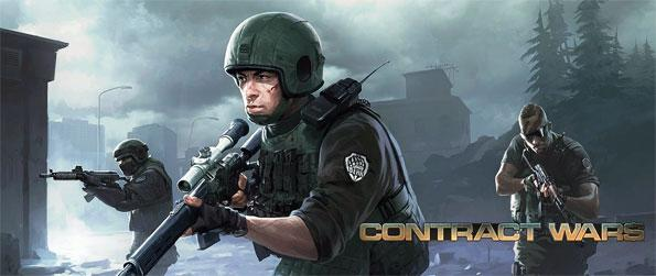 Contract Wars - Enjoy a free and fun first person shooter on your browser and hunt down your enemies.