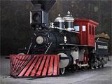 Rail Nation Steam Train