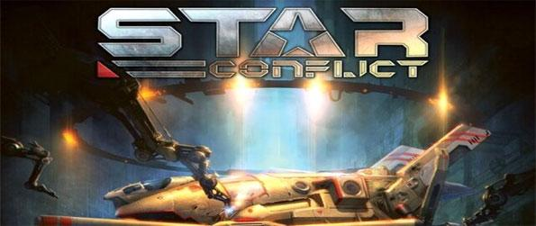 Star Conflict - Become an Elite Mercenary Pilot and Use your Customized ships in Stunning Space Based Combat.