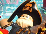 Lego Minifigures Online Pirates