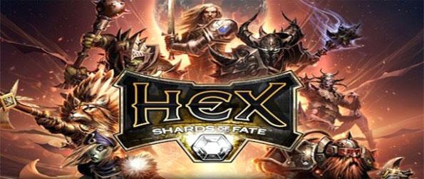 Hex: Shards of Fate - Battle the Game and Real Opponents in a Stunning MMO CCG Full of Adventure and Battles to be Won.