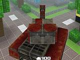 Tank Battles in Blockade 3D
