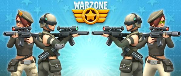 Warzone - Create a massive base that everyone will fear in this epic MMORTS experience.