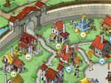 Roman VIllage in Travian: Kingdoms