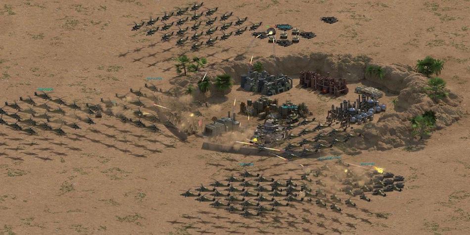 ... Alpha Wars Gameplay