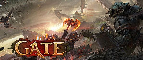 The Gate - Journey towards the depths of hell in this exhilarating real-time strategy game with the hints of character building and card collecting.