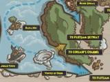 Explore the islands in Pirate 101