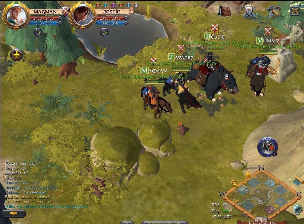 ... Albion Online Gameplay