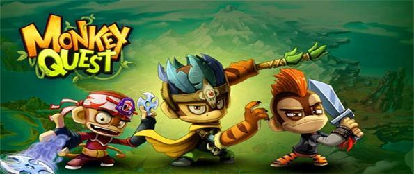 Monkey Quest - Join the monkey fun and save the world of Ook from evil!
