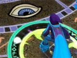 The combat gameplay from Wizard 101