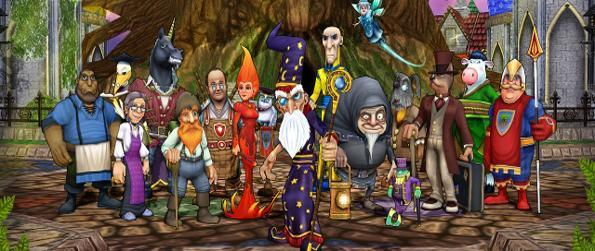 Wizard 101 - Become the most powerful wizard in this free MMO full of mystery, magic and monsters.