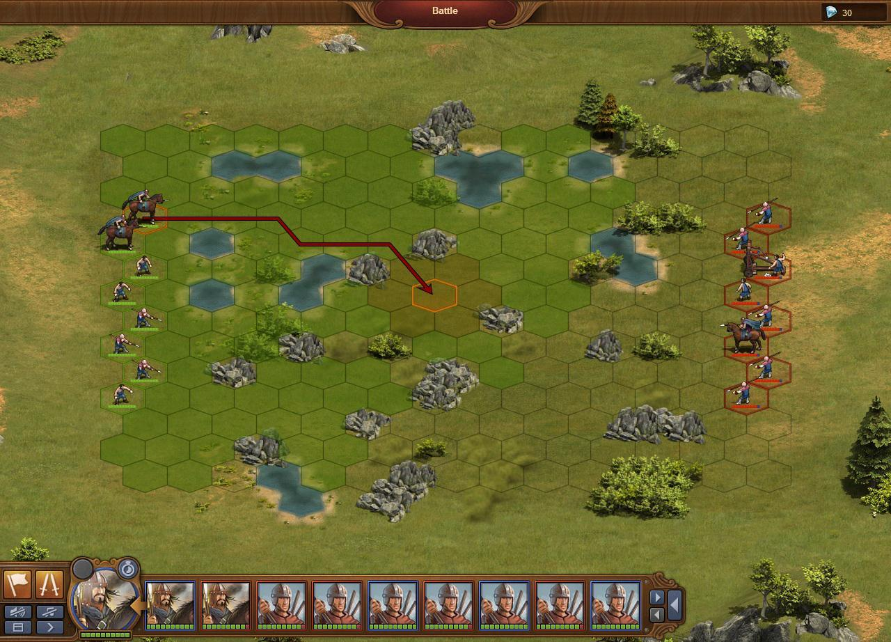 Forge of Empires - MMO Square