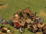 A villiage in the gameplay of Forge of Empires
