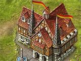 Lord of Ultima buildings from up close